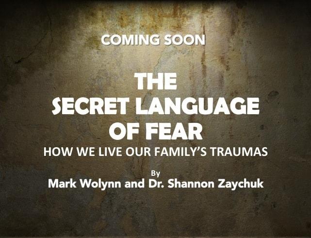 The Secret Language of Fear