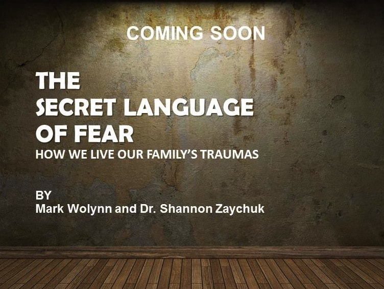 The Secret Language of Fear